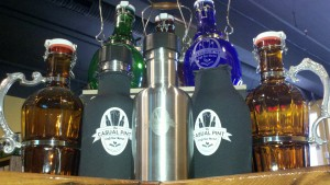 Stainless Steel Beer Growlers