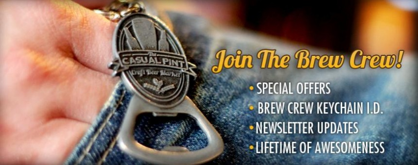 Join the Brew Crew